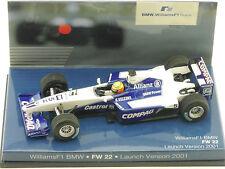 Minichamps 8020029770 Williams BMW FW22 Schumacher Launch 1/43 SG 1411-27-44