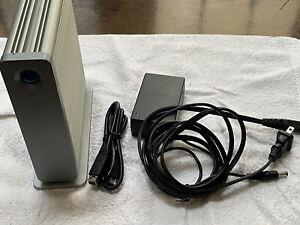 LaCie 2TB d2 Quadra V3 eSATA/FireWire800/USB 3.0 External Hard Drive