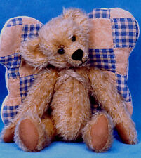Jake's Angel, Old Time Jointed Teddy Bear Angel E-Pattern