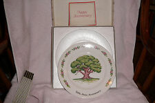 FIFTH AVON ANNIVERSARY PLATE THE GREAT OAK NEW IN BOX