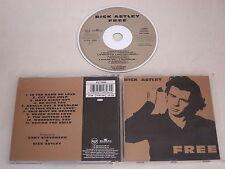 Rick Astley / Free (BMG RCA PD 74896) CD Album