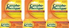 Campho-Phenique Cold Sore Gel 0.23 oz (3 Pack)