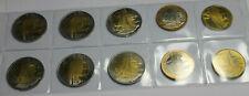 Niederlande - Vlissingen & Leiden - 10 Medaillen