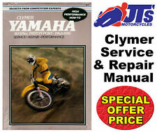 CLYMER MANUAL YAMAHA MX100 MX125 MX175 CT1 CT 2 3 (68-76) M410
