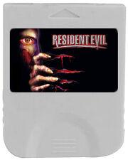 RESIDENT EVIL 0 1 2 3 4 Cheats GAMECUBE MEMORY CARD SAVES Nintendo Code X Zero