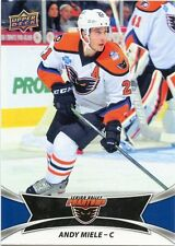 16/17 UPPER DECK AHL #57 ANDY MIELE LEHIGH VALLEY PHANTOMS *30978