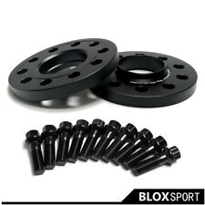 4x Wheel Spacer for Mercedes-Benz W204 GLA (2x12mm+2x20mm)+M14x1.5 Bolt PCD5x112
