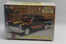 Revell 1957 Chevy Bel Air Wheels of Fire Model Kit 1:24