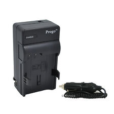 Progo Battery Charger For Nikon EN-EL15 ENEL15 DSLR D800 D600 One, Ship From USA