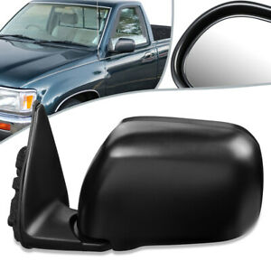 Fit 96-98 Toyota T100 Factory Style Folding Side Door View Mirror Left TO1320124