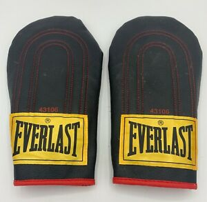 Vintage Everlast Speed Bag Training Gloves ~ Sparring ~ Boxing