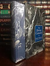 The Divine Comedy by Dante Alighieri Illustrated New Sealed Hardback Collectible