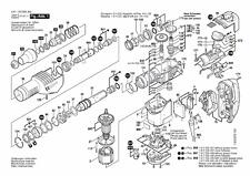 Komplette  Reparatur Ihrer Bosch GSH 3 E