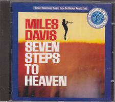 MILES DAVIS - seven steps to heaven CD