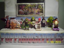 KINDER serie SHREK 4- SERIE +cartine- BPZ N°9