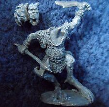 1983 caos Troll saltar slomm dos cara ciudadela Especial Monster Spawn warhammer