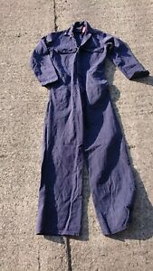 Ladies Or Mens Or Kids Proban Use Navy Blue Colour Boilersuit Or Overalls.