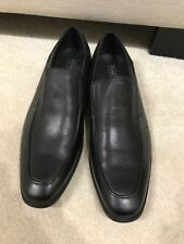 Kenneth Cole Mens Black Loafers Shoes 13 Only Worn Once