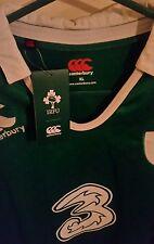 Ireland rugby jersey xl