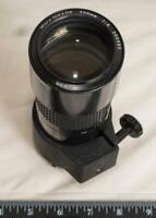 Nikon Micro NIKKOR 200mm 1:4 Camera Lens mjb