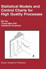 Statistical Models and Control Charts for High-Quality Processes by Thong...