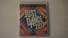 NEW SEALED Just Dance 2017 (Sony PlayStation 3, 2016)