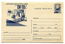 Romania 1965 Promotion Of Consumer Goods,commercial advertising,rare stationery