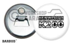 KENWORTH K200 TRUCK  - LOGO - Magnetic Bottle Opener - BARBUD