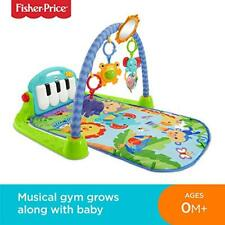 Fisher-Price BMH49 Kick and Play Piano Gym, New-Born Baby Play Mat with Activity