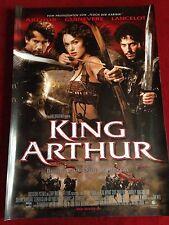 King Arthur Kinoplakat Poster A1 Clive Owen, Til Schweiger, Keira Knightley