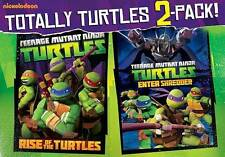 Teenage Mutant Ninja Turtles: Rise of the Turtles/Enter Shredder (DVD, 2013)