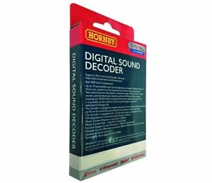 Hornby TTS Sound Decoder with Speaker - Convert Any DCC Ready Loco to Full Sound