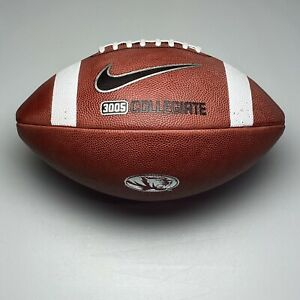 Missouri Tigers Nike 3005 Collegiate Official NCAA Game Ball Football - Mizzou
