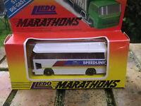 Lledo MARATHONS BUS SPEEDLINK HEATHROW de 1983 état neuf dans sa boite.