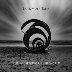 TIGER MOTH TALES - THE WHISPERING OF THE WORLD SEALED CD + DVD DIGIPAK