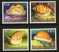 Papua New Guinea   1986   Scott # 636-639    Mint Never Hinged Set