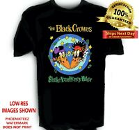 The Black Crowes Shake Your Money Maker t shirt Sizes S to 6x Tall Sizes