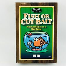 Fish or Cut Bait Dice Game University Games 2+ Players 8+ Years 2014 New