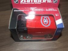 2014 ZAMBONI ICE RESURFACER STAMP DISPENSER CANADAPOST CANADIEN MONTREAL