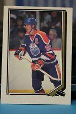1987-88 O Pee Chee Sticker Wayne Gretzky #86
