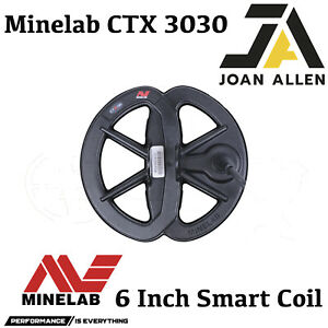 Minelab CTX 3030 6 Inch DD Smart Coil