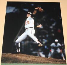 Jim Palmer Baltimore Orioles unsigned color photo 8x10 MLB HOF