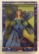 The Iris Barbie Flowers In Fashion Doll 53935 Limited Edition NRFB