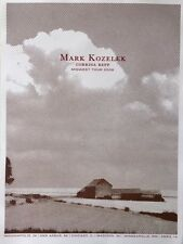 MARK KOZELEK POSTER with Corrina Repp ORIGINAL 2006 Midwest Tour