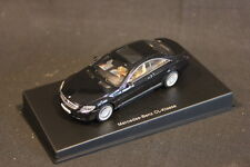 AutoArt Mercedes-Benz CL-Class 1:43 Black (JS)