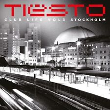 Tiesto = Club Life 3/Stockholm = CD = Trance Progressive House!!!