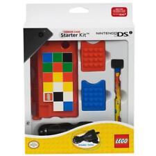 Coffret Accessoires Starter Kit Armor Case Lego Nintendo Dsi