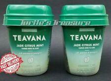 Starbucks Teavana Jade Citrus Mint Green Tea Spearmint Lemongrass 30 Sachets