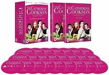 CATHERINE COOKSON COMPLETE COLLECTION 25 FEATURE LENGTH STORIES BOX SET DVD UK