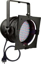 Showtec Par 64 Short, RGB LED Schwarz